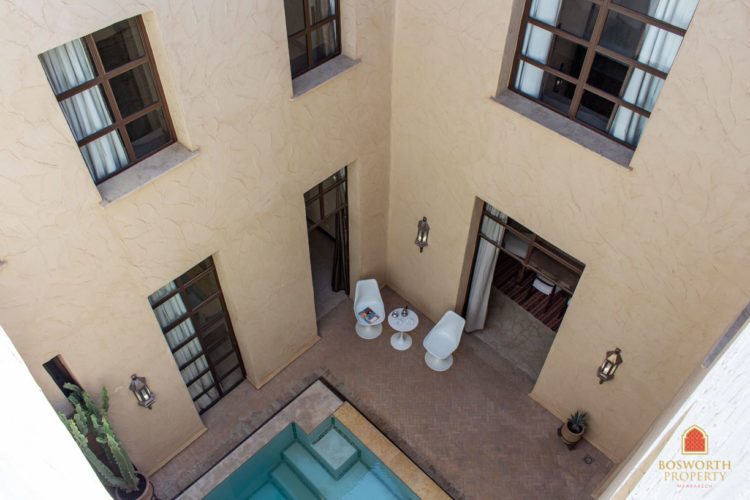 Riads For Sale Marrakech - Minimalist Riad For Sale Marrakech - Marrakesh Realty - Marrakech Real Estate - Immobilier Marrakech - Riads a Vendre Marrakech