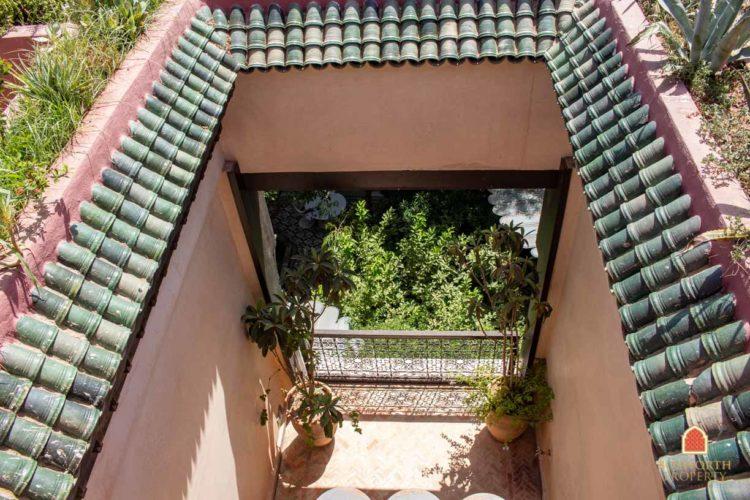 Riads For Sale Marrakech - Riad For Sale Marrakech - Marrakesh Realty - Marrakech Real Estate - Immobilier Marrakech - Riads a Vendre Marrakech - Historic Riad Guesthouse For Sale Marrakech