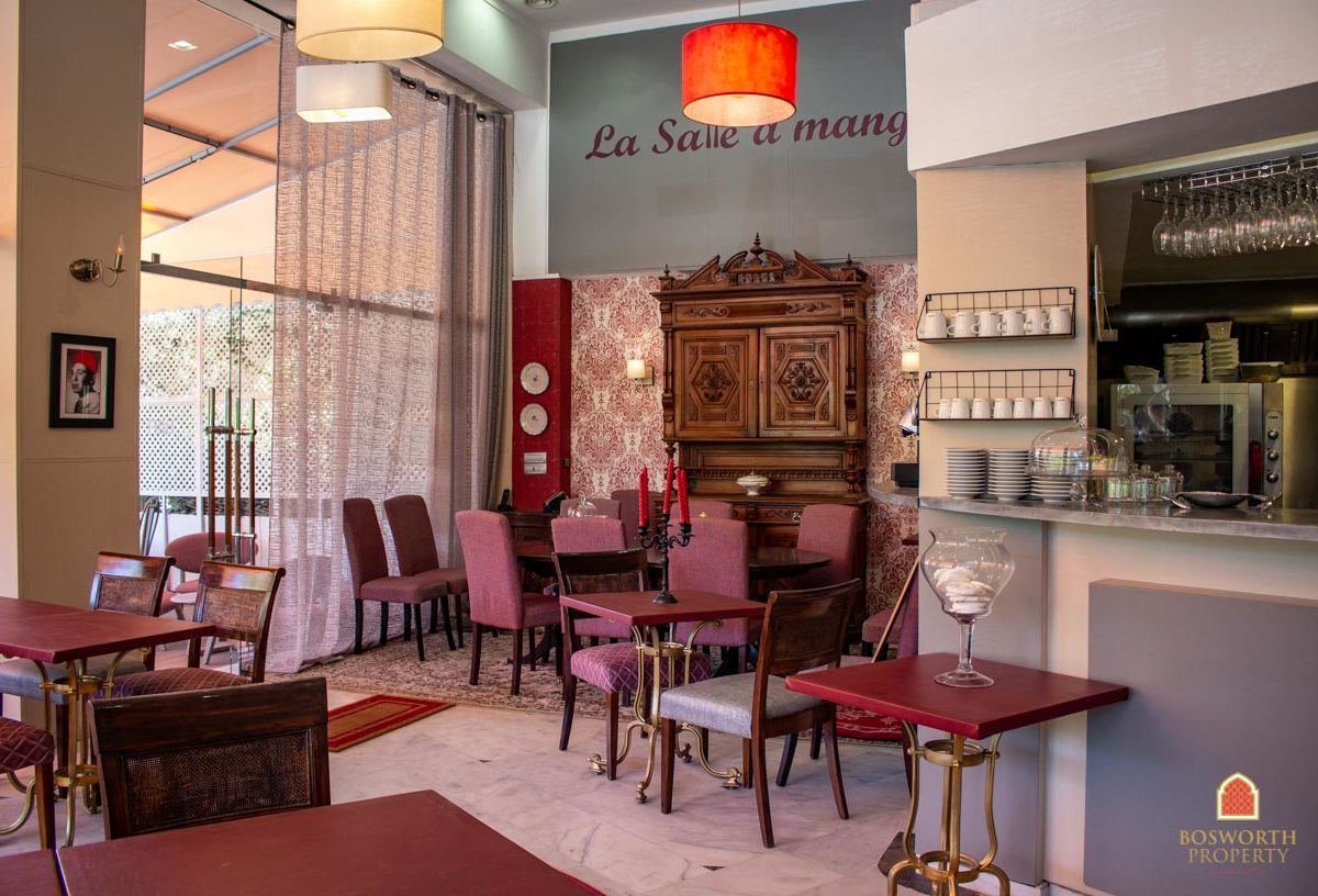 Restaurant For Sale Marrakech - Riads For Sale Marrakech - Riad For Sale Marrakech - Marrakesh Realty - Marrakech Real Estate - Immobilier Marrakech - Riads a Vendre Marrakech
