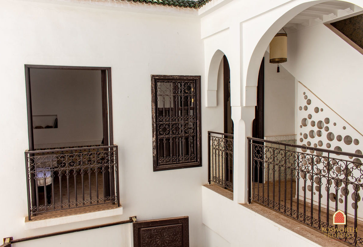 Riads For Sale Marrakech - Elegant 3 bedroom Riad For Sale Marrakech - Marrakesh Realty - Marrakech Real Estate - Immobilier Marrakech - Riads a Vendre Marrakech