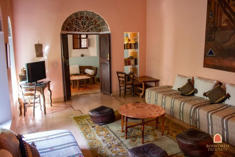Riads For Sale Marrakech -Gorgeous Historic Riad For Sale Marrakech - Marrakesh Realty - Marrakech Real Estate - Immobilier Marrakech - Riads a Vendre Marrakech