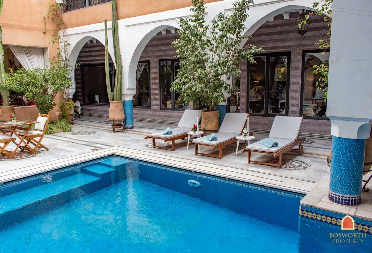 17 suite guesthouse for sale Marrakech Riads For Sale Marrakech - Riad For Sale Marrakech - Marrakesh Realty - Marrakech Real Estate - Immobilier Marrakech - Riads a Vendre Marrakech
