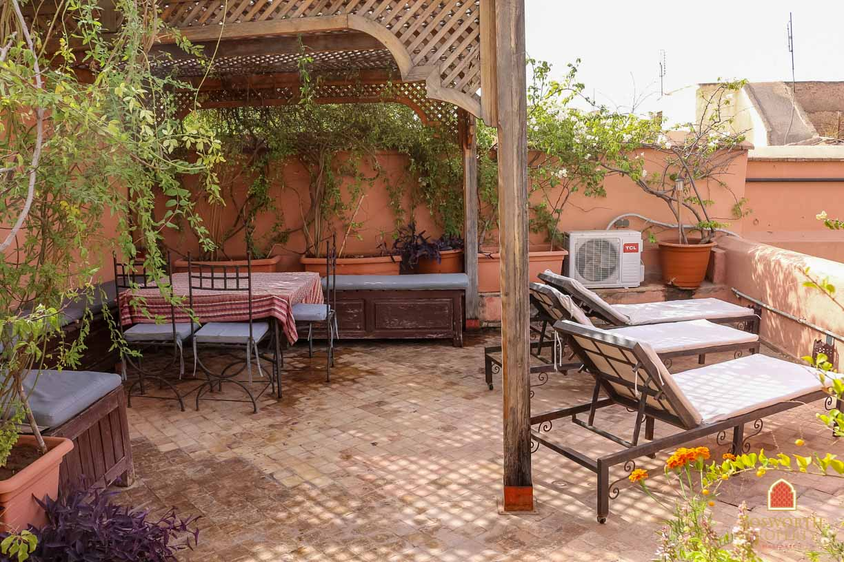 Riads For Sale Marrakech - Excellent Riad For Sale Good Location Marrakech - Marrakesh Realty - Marrakech Real Estate - Immobilier Marrakech - Riads a Vendre Marrakech