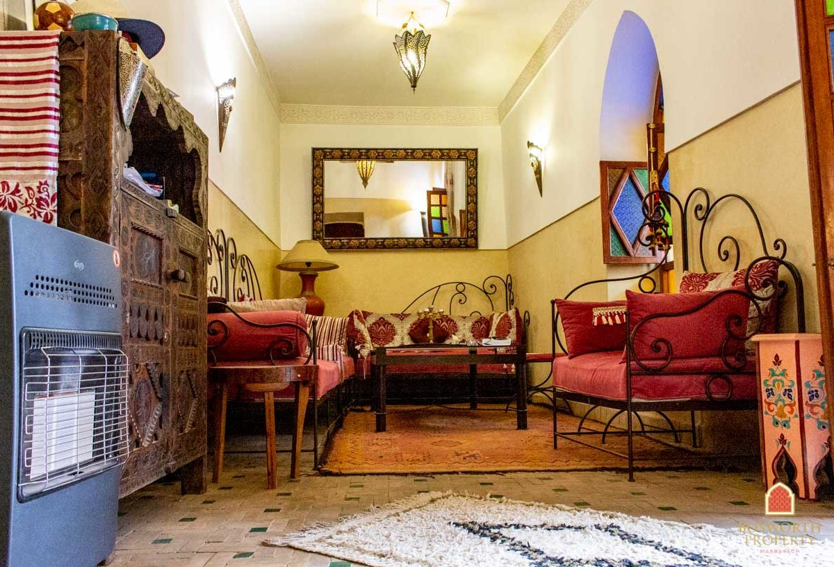 Riads For Sale Marrakech - Affordable Riad For Sale Marrakech - Marrakesh Realty - Marrakech Real Estate - Immobilier Marrakech - Riads a Vendre Marrakech