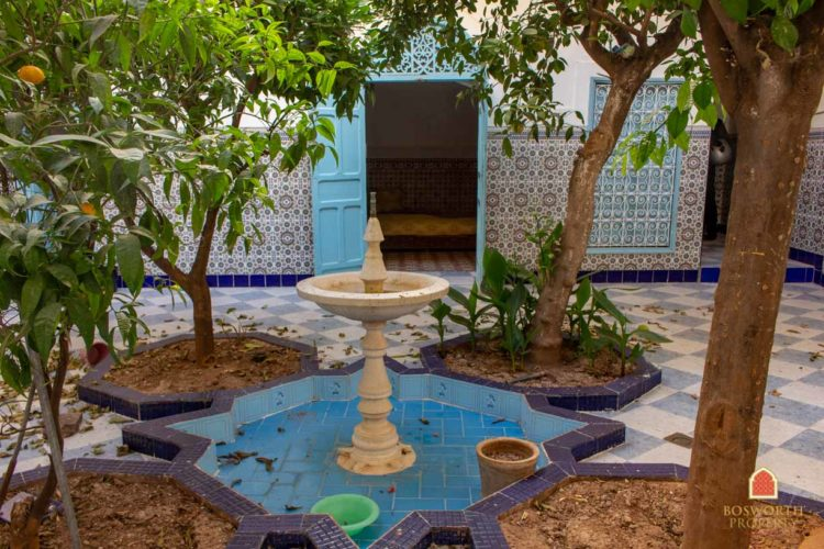 Riads For Sale Marrakech-販売のために改装するRiad Marrakech-Marrakesh Realty-Marrakech Real Estate-Immobilier Marrakech-Riads a Vendre Marrakech