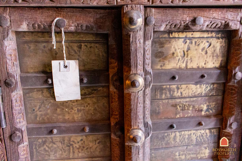 Antique Indian Furniture Marrakech