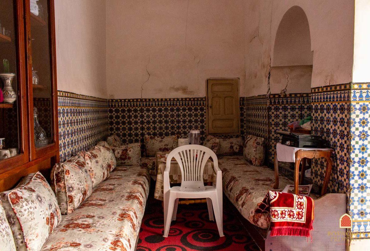 Riad For Sale Dar El Bacha