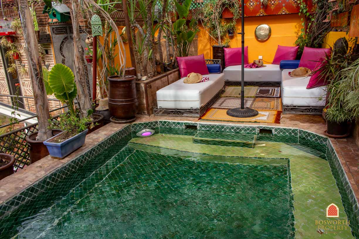 Riad For Sale Marrakech  -  Riad For Saleマラケシュ - マラケシュ不動産 - マラケシュ不動産 -  Immobilierマラケシュ -  Riads a Vendreマラケシュ