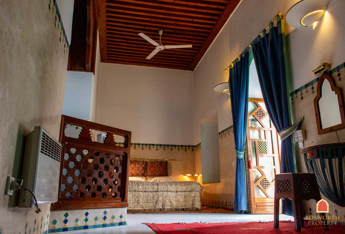 Riads For Sale Marrakech - Big Riad Guesthouse For Sale Marrakech - Marrakesh Realty - Marrakech Real Estate - Immobilier Marrakech - Riads a Vendre Marrakech