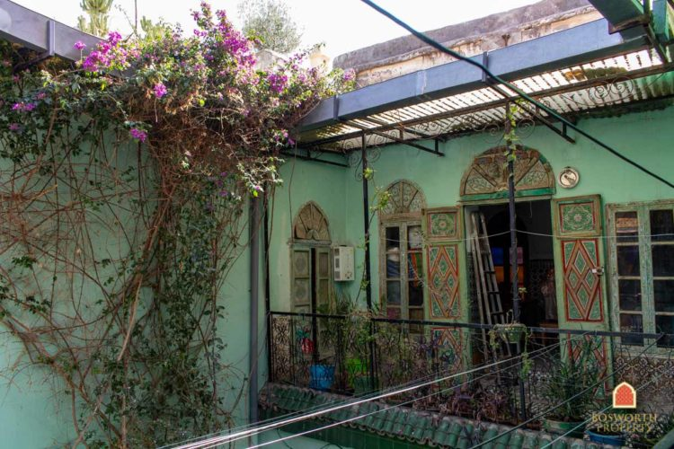 Riad To Renovate Good Location - Riads For Sale Marrakech - Marrakech Real Estate - Marrakesh Realty