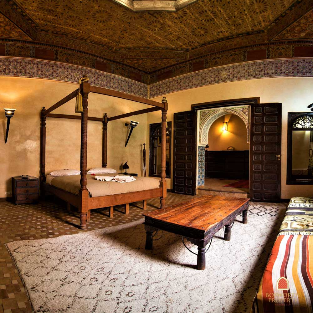 Riads For Sale Marrakech - Historical Riad For Sale Marrakech - Marrakech Real Estate - Marrakesh Realty - Marrakech Property - Riads A Vendre