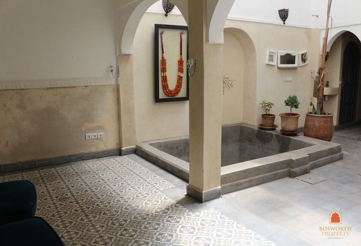 Bargain Cosy Riad For Sale Marrakech - Riads For Sale Marrakech - Marrakech Real Estate - Marrakesh Realty - Marrakech Homes - Immobilier Marrakech - Riads a Vendre