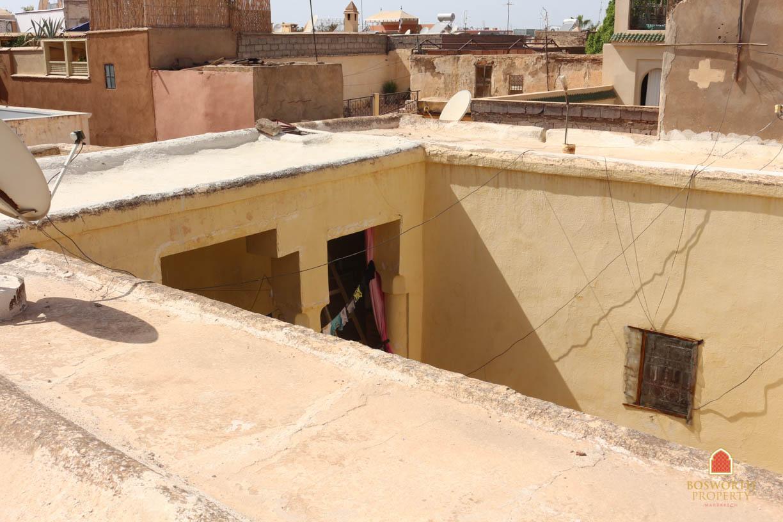 Riad To Renovate Marrakech - Riads For Sale Marrakech - Marrakech Real Estate - Immobilier Marrakech - Riads a Vendre Marrakech