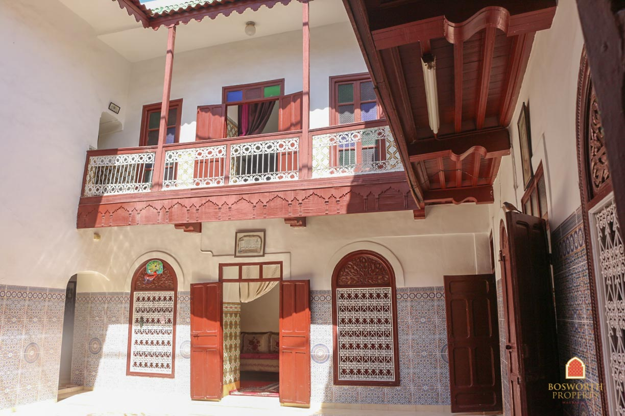 Lovely Riad to Renovate Marrakech - Riads For Sale Marrakech - Marrakech Real Estate - Riads a Vendre Marrakech - Immobilier Marrakech - Riad For Sale