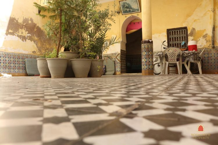 Riad To Renovate Marrakech - Riads For Sale Marrakech - Marrakech Real Estate - Immobilier Marrakech - Riads a Vendre Marrakech
