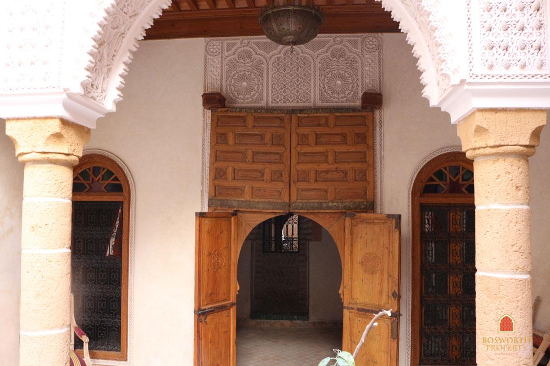 Original Historic Riad For Sale Marrakech - Riads For Sale Marrakech - Marrakech Real Estate - immobilier marrakech - Riads a Vendre