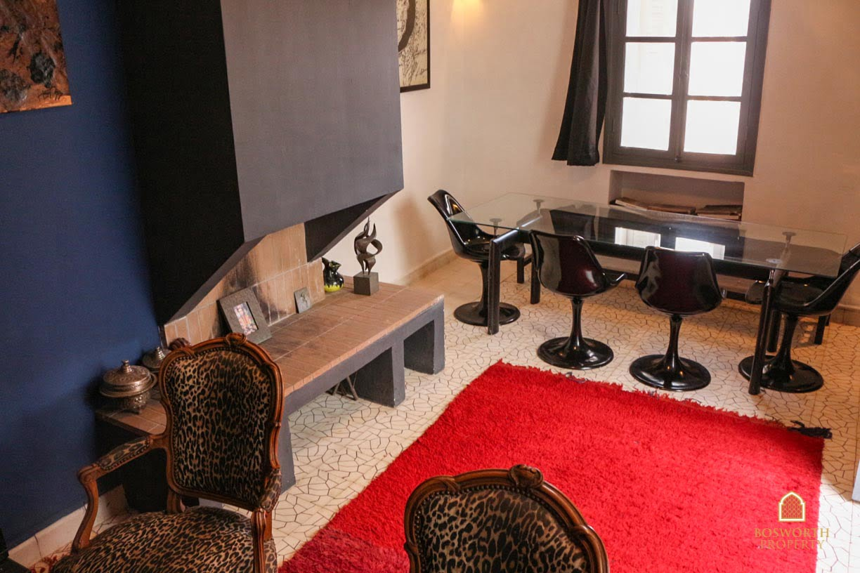 Riads For Sale Marrakech - Charming and Cosy Riad For Sale Marrakech - Marrakesh Realty - Marrakech Real Estate - Immobilier Marrakech - Riads a Vendre Marrakech