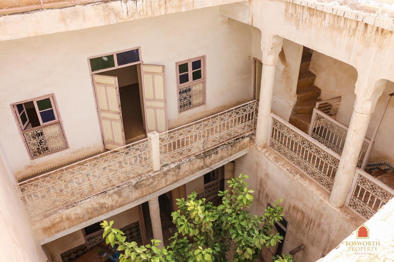 Riads For Sale Marrakech - Riad To Demolish For Sale Marrakech - Marrakesh Realty - Marrakech Real Estate - Immobilier Marrakech - Riads a Vendre Marrakech