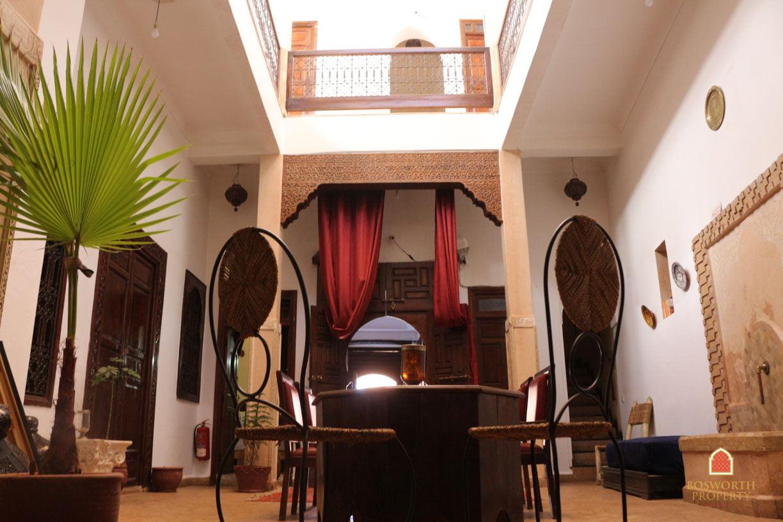 Riads For Sale Marrakech - Sublime Riad For Sale Jemaa El Fna Marrakech - Marrakesh Realty - Marrakech Real Estate - Immobilier Marrakech - Riads a Vendre Marrakech