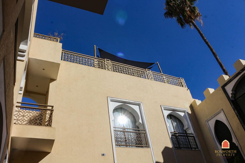 Riads For Sale Marrakech - Rare Historical Riad For Sale Jemaa El Fna Marrakech - Marrakesh Realty - Marrakech Real Estate - Immobilier Marrakech - Riads a Vendre Marrakech