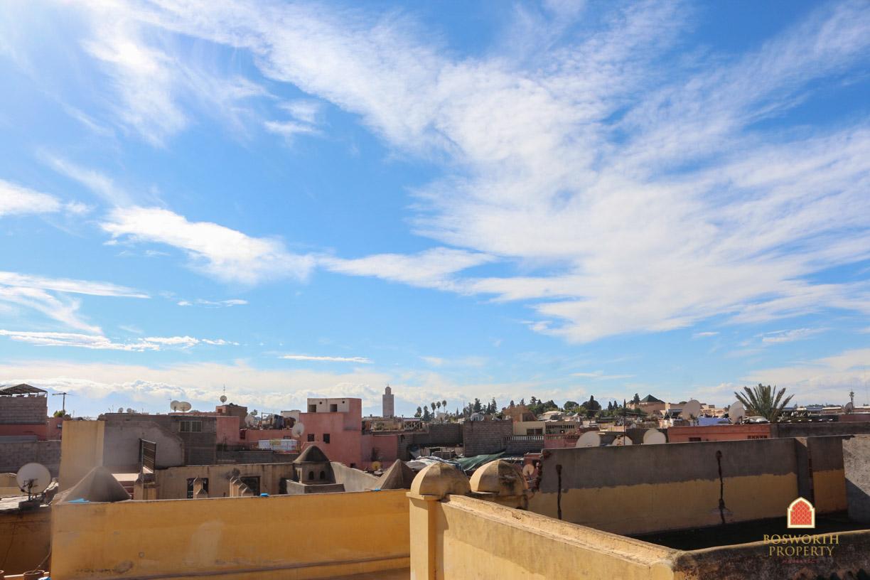 Riads For Sale Marrakech - Rare Historical Riad For Sale Marrakech - Marrakesh Realty - Marrakech Real Estate - Immobilier Marrakech - Riads a Vendre Marrakech
