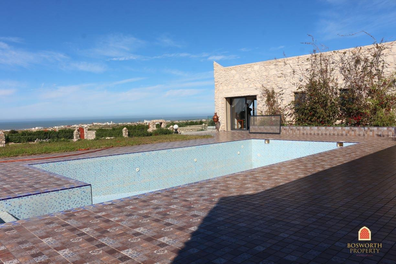 Lovely Villa For Sale Essaouira - Riads For Sale Essaouira - Essaouira Property For Sale - Moulay Bouzerktoun - Immobilier Essaouira - Villas a Vendre Essaouira - Moroccan Property