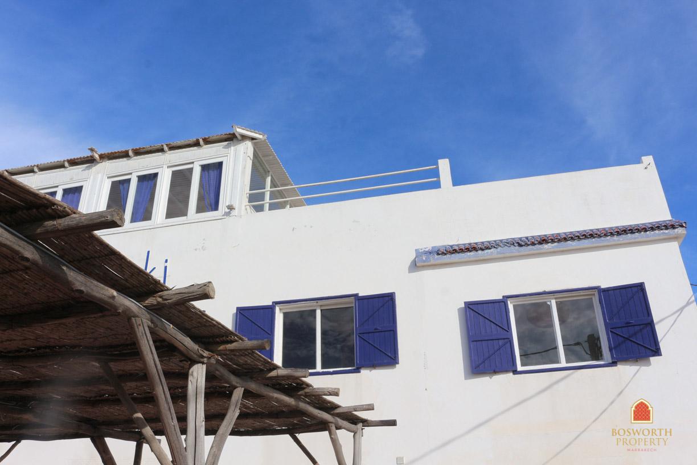 Fabulous Beachfront Hotel For Sale Sidi Kaouki Essaouira - Essaouira Hotel For Sale - Marrakech Real Estate - Hotel a vendre Essaouira - Immobilier Essaouira - Riads Essaouira