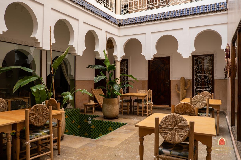 Top Riad Hotel For Sale Marrakech Medina - Riads For Sale Marrakech - Riad For Sale - Marrakech Real Estate - Riads a Vendre - Immobilier Marrakech