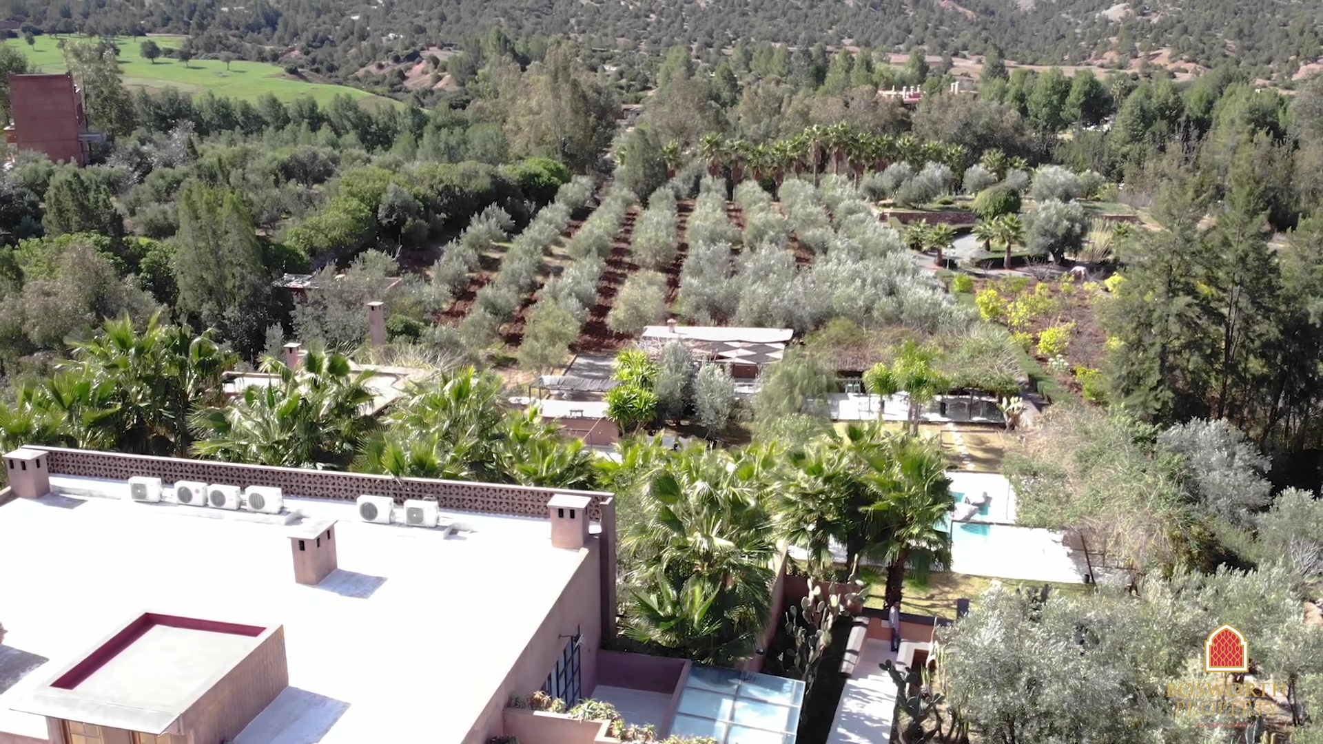 Luxury Mountain Eco Resort For Sale Marrakech