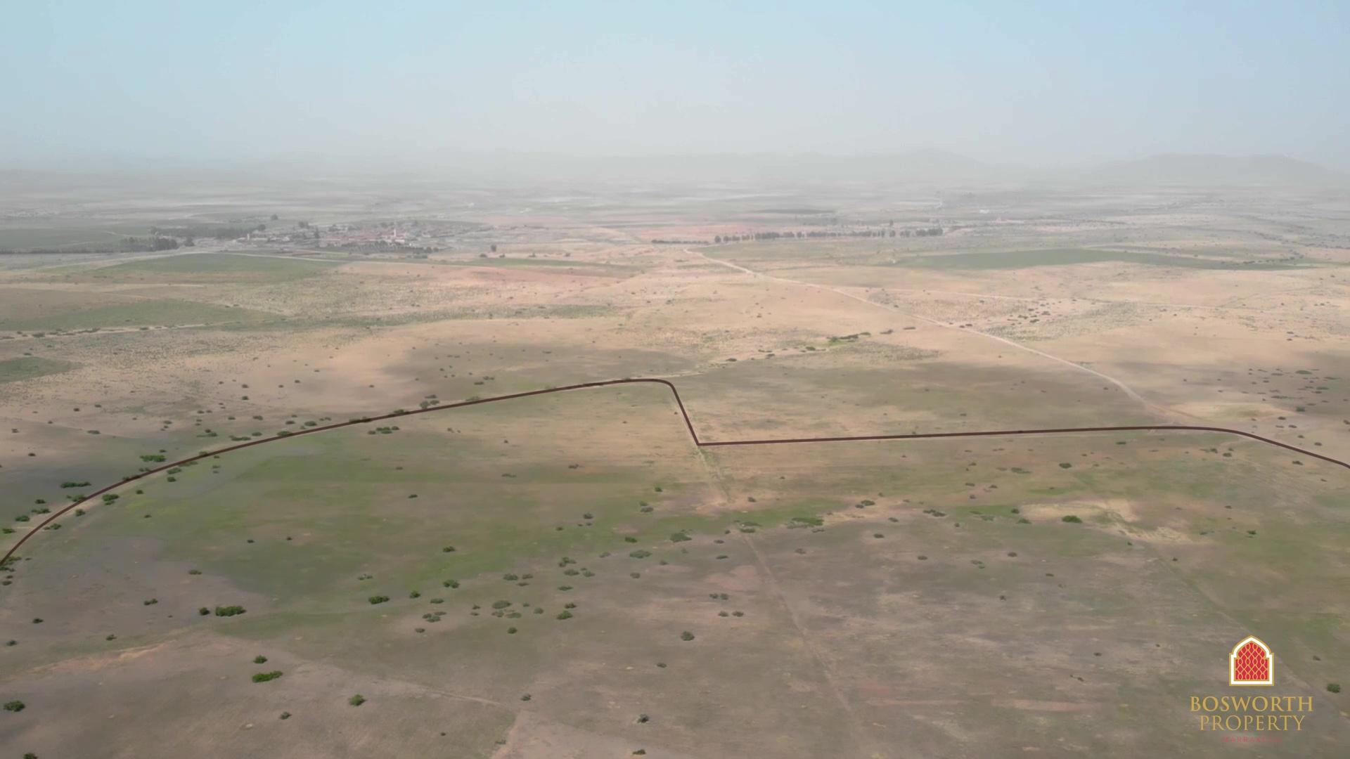 70 hectares building land for sale Marrakech - Marrakech Real Estate - Marrakech Property - immobilier marrakech - terrain a vendre marrakech