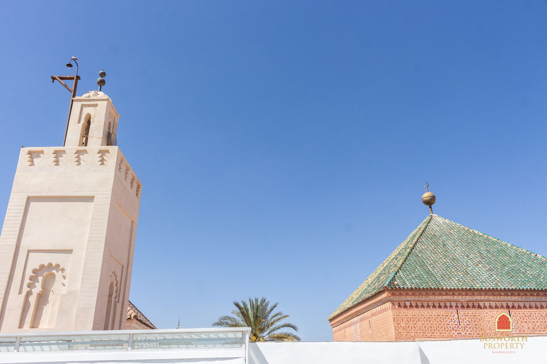 Pristine Riad For Sale Marrakech Medina - Riads For Sale Marrakech - Riad For Sale - Marrakech Real Estate - Marrakesh Realty - Riads a Vendre - Immobilier Marrakech
