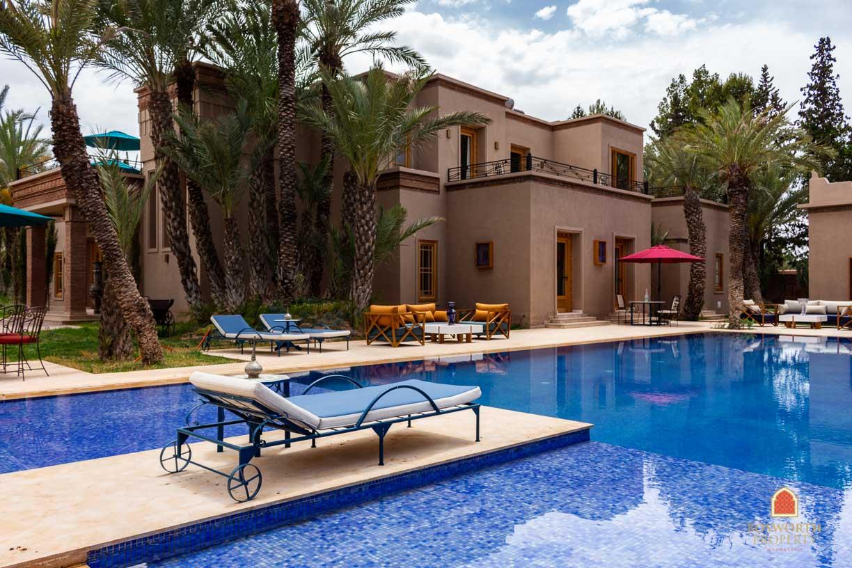 Apply For Residency in Morocco