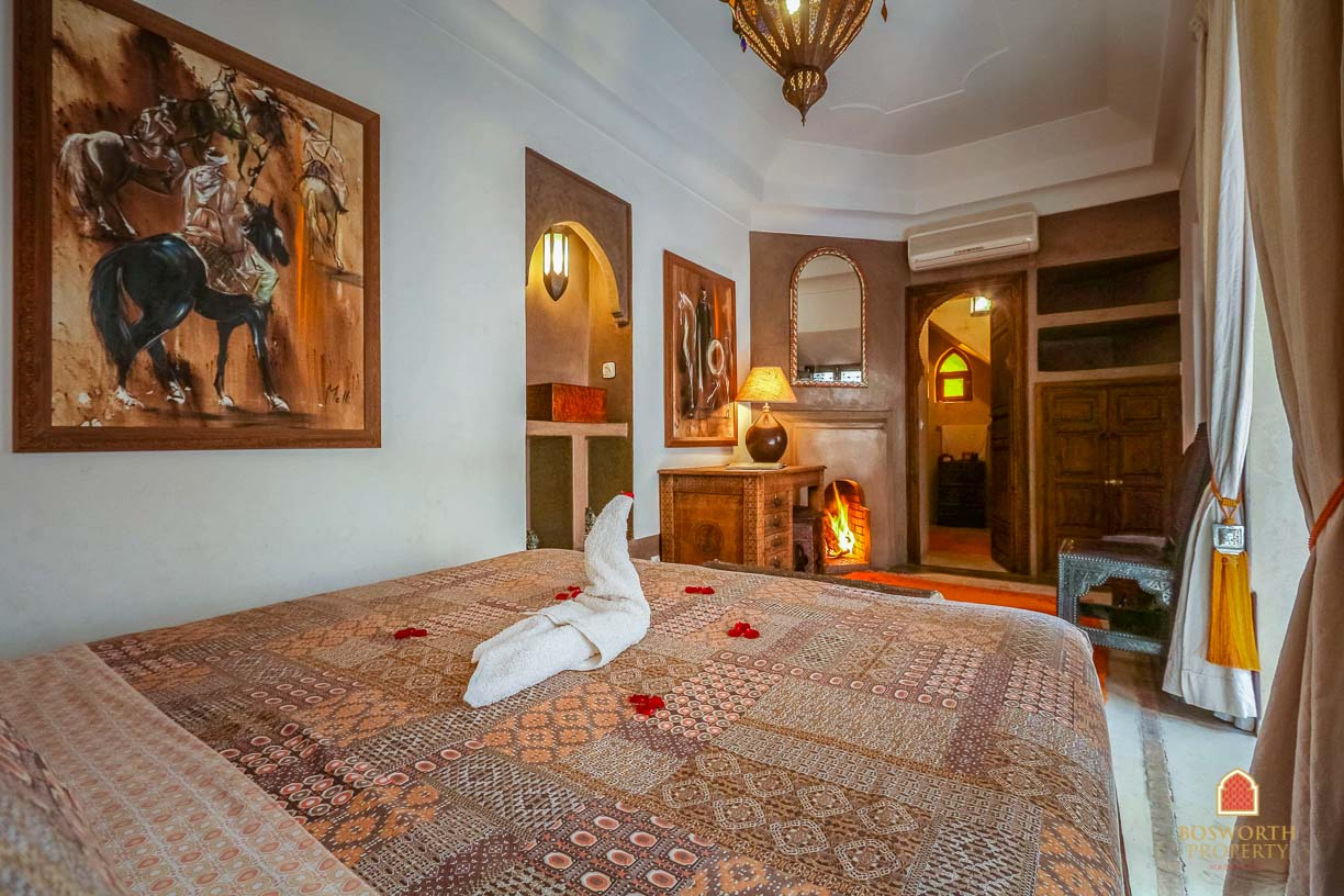 Cosy Guesthouse Riad For Sale Marrakech - Riads For Sale Marrakech - Marrakesh Realty - Marrakech Real Estate - Riads a vendre - immobilier marrakech