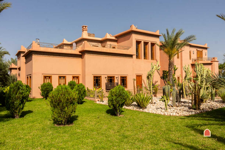 Fabulous Luxury Villa For Sale Marrakech Palmeraie - Luxury Real Estate Marrakech - Luxury Realty Marrakech - immobilier de luxe marrakech - de luxe villa a vendre marrakech palmeraie