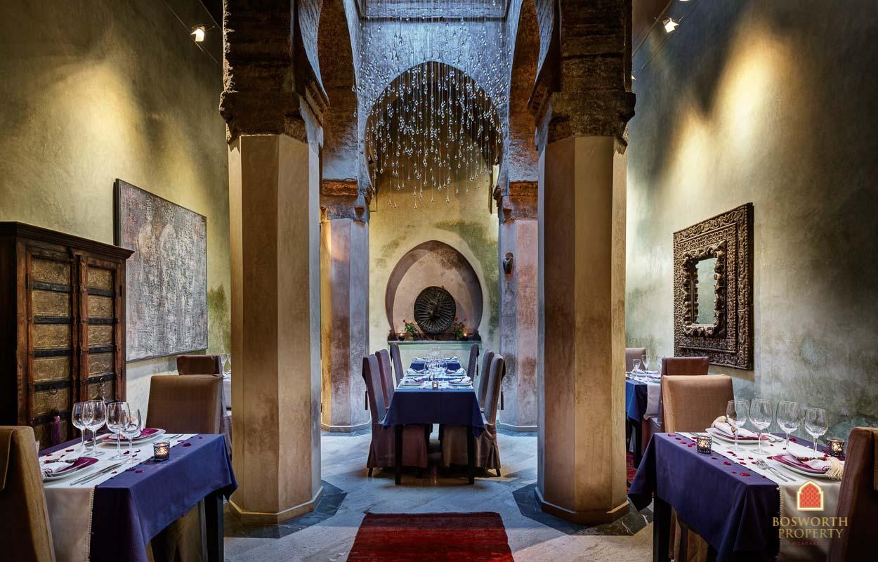 Unique Luxury Guesthouse Rad For Sale Marrakech - Riads For Sale Marrakech - Luxury Marrakech Property - Marrakech Real Estate - Marrakesh Realty - riads a vendre - immobilier marrakech