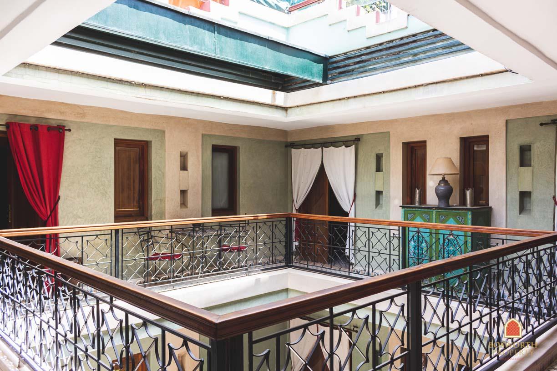 14 en suite Riad For Sale Marrakech Jemaa El Fna - Riads For Sale Marrakech - Marrakech Real Estate - riads a vendre marrakech - immobilier marrakech