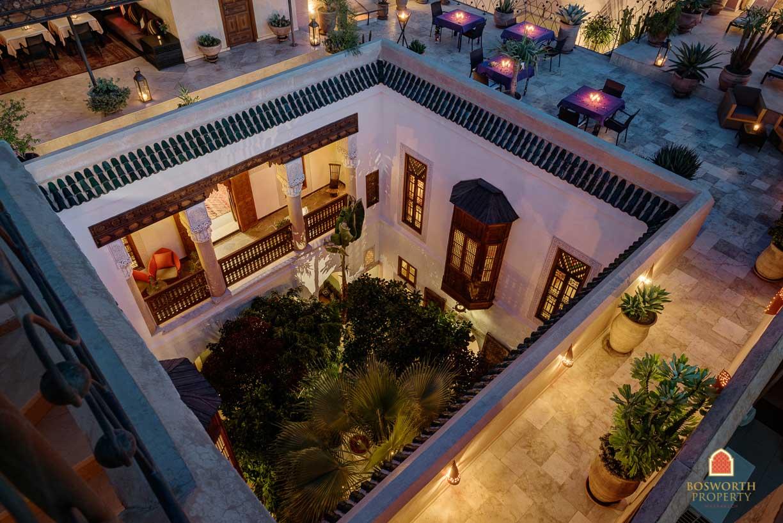 Unique Luxury Boutique Rad For Sale Marrakech - Riads For Sale Marrakech - Luxury Marrakech Property - Marrakech Real Estate - Marrakesh Realty - riads a vendre - immobilier marrakech