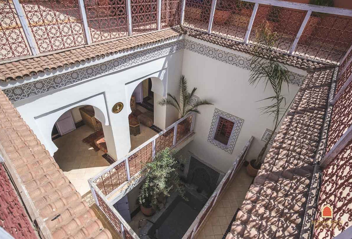 Sweet Pied a Terre Riad For Sale Marrakech - Riads For Sale Marrakech - Marrakech Real Estate - Marrakesh Realty - immobilier marrakech - riads a vendre marrakech