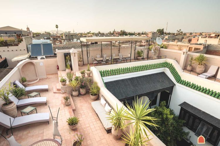 19th Century Guesthouse Riad For Sale Marrakech - Riads For Sale Marrakech - Marrakech Real Estate - immobilier marrakech - riads a vendre marrakech