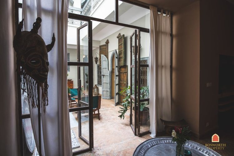 Guesthouse Riad For Sale Marrakech Great Value - Riads For Sale Marrakech - Marrakech Real Estate - immobilier marrakech - riads a vendre marrakech