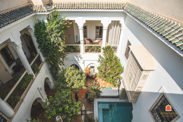 Classic Guesthouse Riad For Sale Marrakech - Riads For Sale Marrakech - Marrakech Real Estate - Luxury Property Marrakech - immobilier marrakech - riads a vendre marrakech