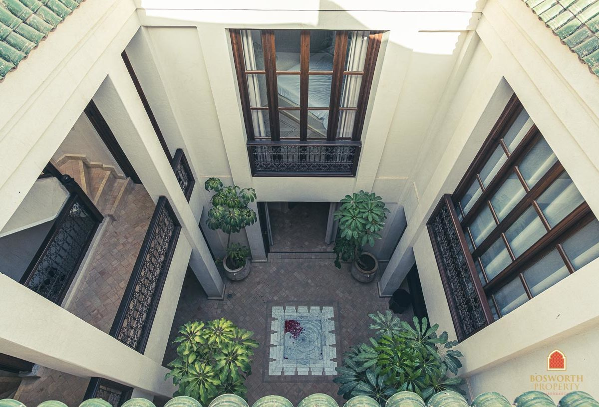 Stunning Architect's Riad For Sale Marrakech - Riads For Sale Marrakech - Marrakech real Estate - immobilier marrakech - riads a vendre marrakech